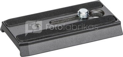 Manfrotto Accessory Plate with 1/4 and 3/8 Screw 501PL