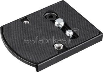 Manfrotto Accessory Plate with 1/4 and 3/8 screws 410PL