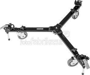 Manfrotto Basic Dolly, variable Sprad Legs 127VS