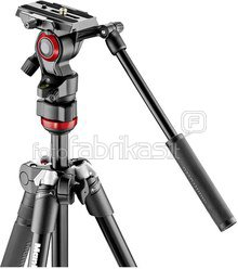 Manfrotto BeFree live Kit with Fluid Video Head