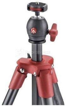 Manfrotto Compact Light Aluminium Red MKCOMPACTLT-RD