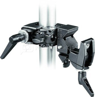 Manfrotto Double super clamp 90¢ 038