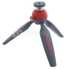 Manfrotto Pixi Table Tripod red