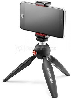 Manfrotto Mini Tripod Smartphone Clamp MKPIXICLAMP-BK