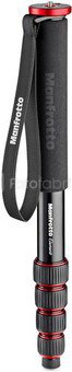 Manfrotto monopod Element MMELEA5RD, red