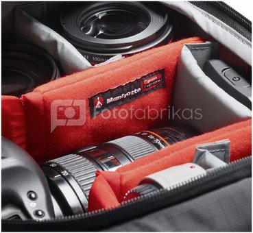 Manfrotto Pro Light Rucksack 3N1-36 für DSLR/C100/DJI Phantom