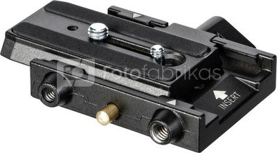 Manfrotto Quick Release adapter with sliding plate 501 PL 577