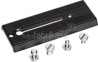 Manfrotto Sliding Plate with 2x1/4 and 2x3/8 screws 357PLV