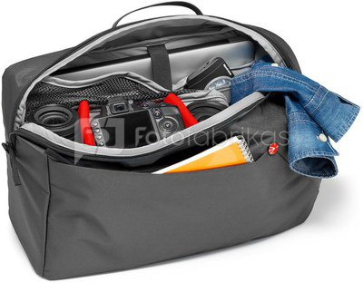 Manfrotto sling bag NX v2, grey (MB NX-S-IGY-2)