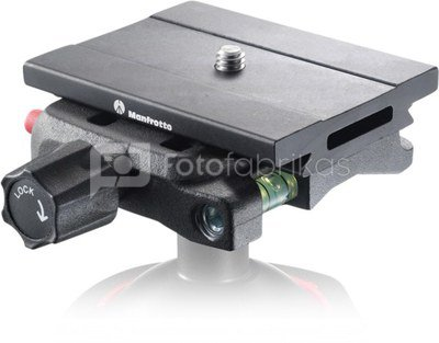 Manfrotto TOP LOCK Quick Release Adapter, with Plate MSQ6