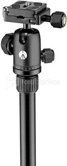 Manfrotto tripod Element Traveller MKELES5BK-BH, black