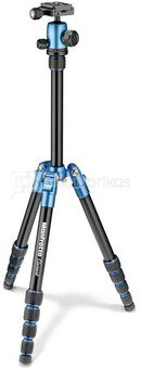 Manfrotto tripod Element Traveller MKELES5BL-BH, blue