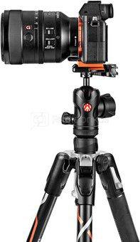 Manfrotto tripod kit Befree Advanced Alpha MKBFRLA-BH