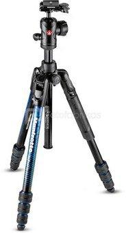 Manfrotto tripod kit Befree Advanced MKBFRTA4BL-BH, blue