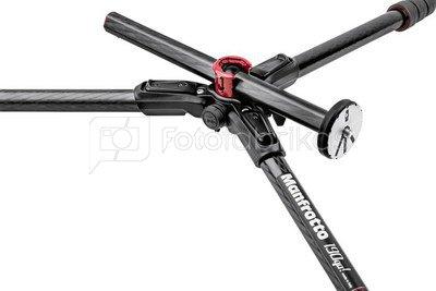 Manfrotto tripod kit MK190GOC4-3WX