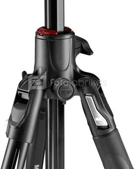 Manfrotto tripod kit MKBFRA4GTXP-BH Befree GT XPRO Alu