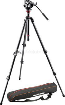 Manfrotto Tripod Kit MVH500AH, 755CX3
