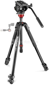 Manfrotto tripod kit MVK500190XV Alu Video Kit