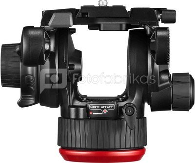 Manfrotto tripod kit MVK504XTWINGA Alu Twin GS