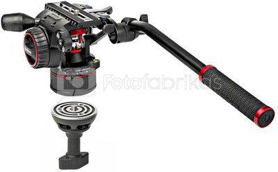 Manfrotto tripod kit MVKN8TWINGC Nitrotech N8 + Twin GS
