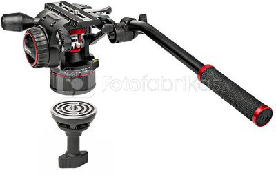 Manfrotto tripod kit Nitrotech N8 MVKN8TW + 546B