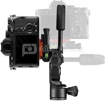 Manfrotto tripod MKBFRLA-3W Befree 3-Way Live Advanced Sony Alpha
