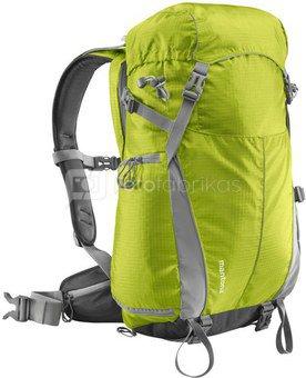 mantona Elements Outdoor Backpack with Bag light green