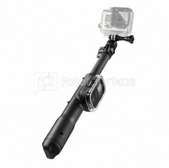 Mantona Hand Tripod incl. Remote mount for GoPro