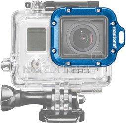 mantona Lens Ring blue for GoPro Hero 3