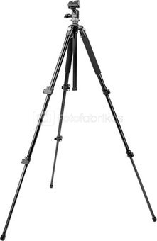 mantona Scout Tripod with Ball Head, 142cm