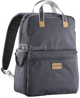 mantona Urban Companion Fotorucksack & Tasche
