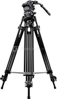 mantona Video Tripod Dolomit 3300, 192cm