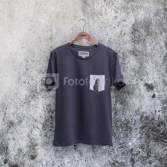 Marškinėliai ARCHITECTURE - Dark shadow S