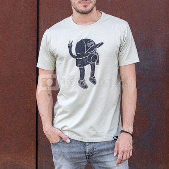 Marškinėliai Cooph Camboy XL (smėlio)
