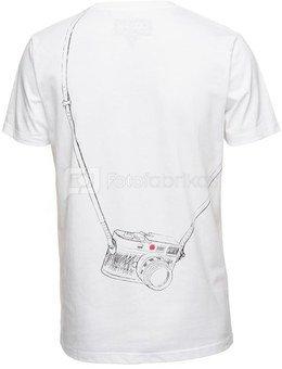 Marškinėliai Cooph Leicographer L (balta)