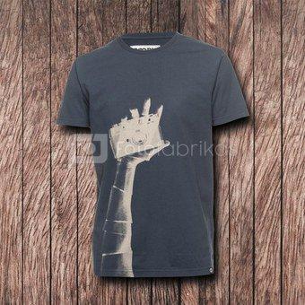 Marškinėliai Cooph Snapographer XL (mėlyna)