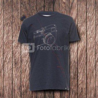 Marškinėliai Cooph Stitchcam XL (mėlyna)