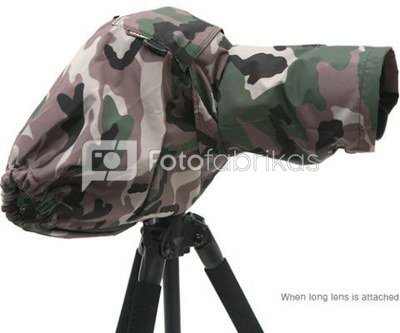 Matin Camouflage Cover for Digital SLR Camera M-7099