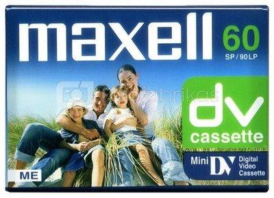 Maxell DVM-60 SE vaizdo kasetė (mini DV)