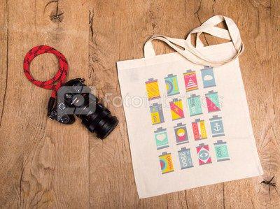Medžiaginis maišelis Cooph Canisters (smėlio spalvos)