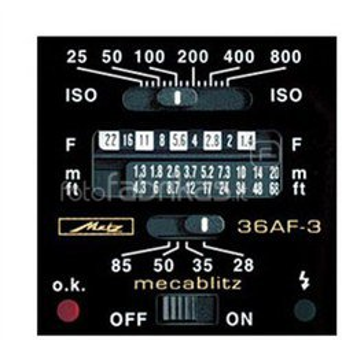 Metz 36 AF-5 Flash