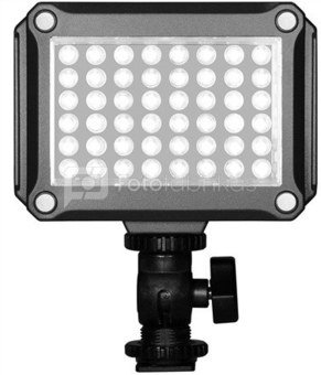 Metz Mecalight LED-320, LED video light with 48 high-CRI-LED's (colour rendering index CRI ? 85%)