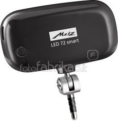 Metz mecalight LED-72 smart black