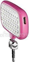 Metz mecalight LED-72 smart pink