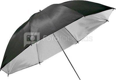 Metz umbrella UM-90 S, silver
