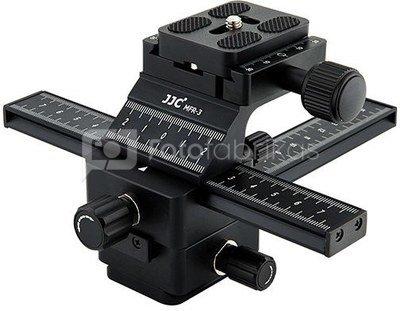 JJC MFR 3 Macro Focusing Rail