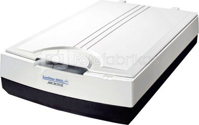 Microtek ScanMaker 9800 XL plus Silver