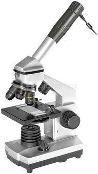 Bresser Junior Microscope Set Biolux CEA 40x-1024x USB