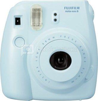 Momentinis fotoaparatas Fujifilm Instax Mini 8 blue (demo)