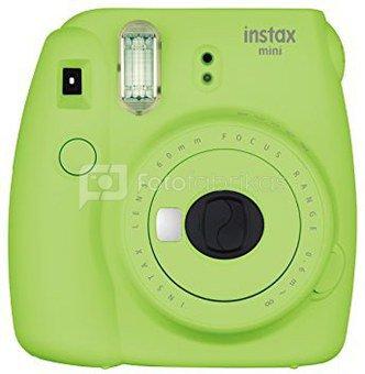 Momentinis fotoaparatas FUJIFILM Instax mini 9 (žalias)